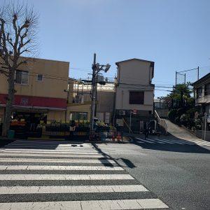 漱石山房記念館 アクセス 八百屋