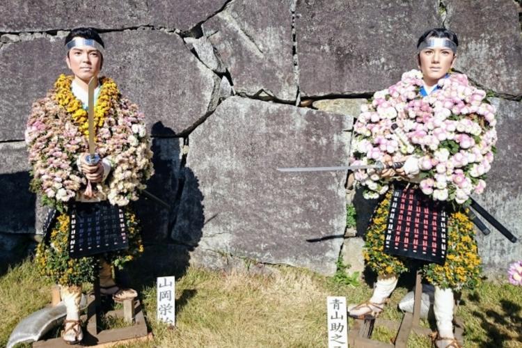 夏目漱石 三四郎 菊人形